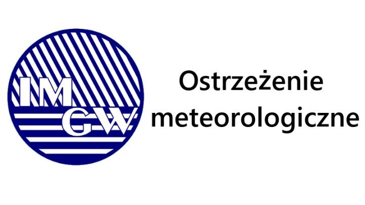 Ilustracja do informacji: OSTRZEŻENIE METEOROLOGICZNE NA DZIEŃ 26-29.08.2019 R.: