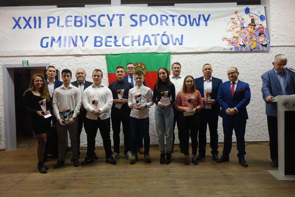 Ilustracja do informacji: Plebiscyt Sportowy Gminy Bełchatów rozstrzygnięty: