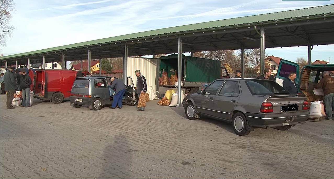 Ilustracja do informacji: Gminna spółka przejmie targowisko w Zawadach: