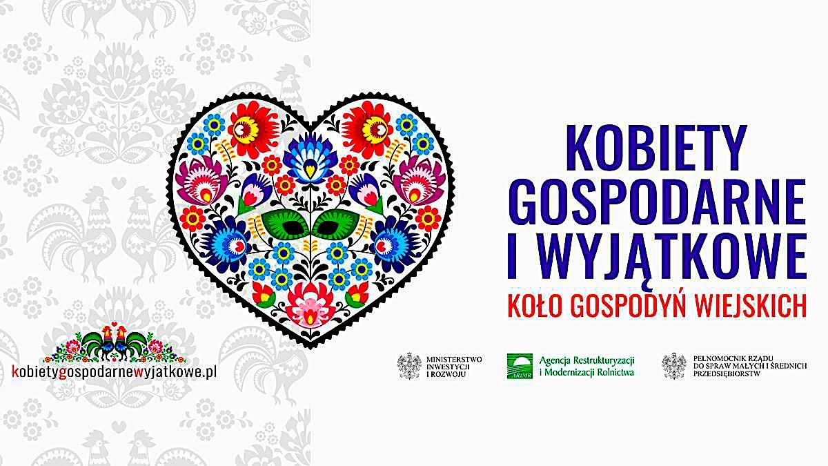 Ilustracja do informacji: KGW mogą starać się o dofinansowanie: