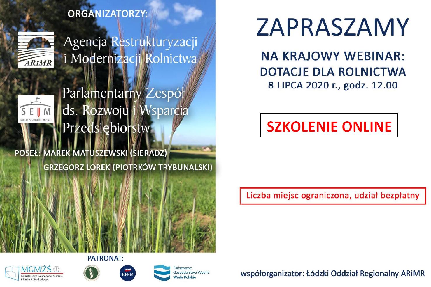 Ilustracja do informacji: Wszystko o dotacjach dla rolnictwa: