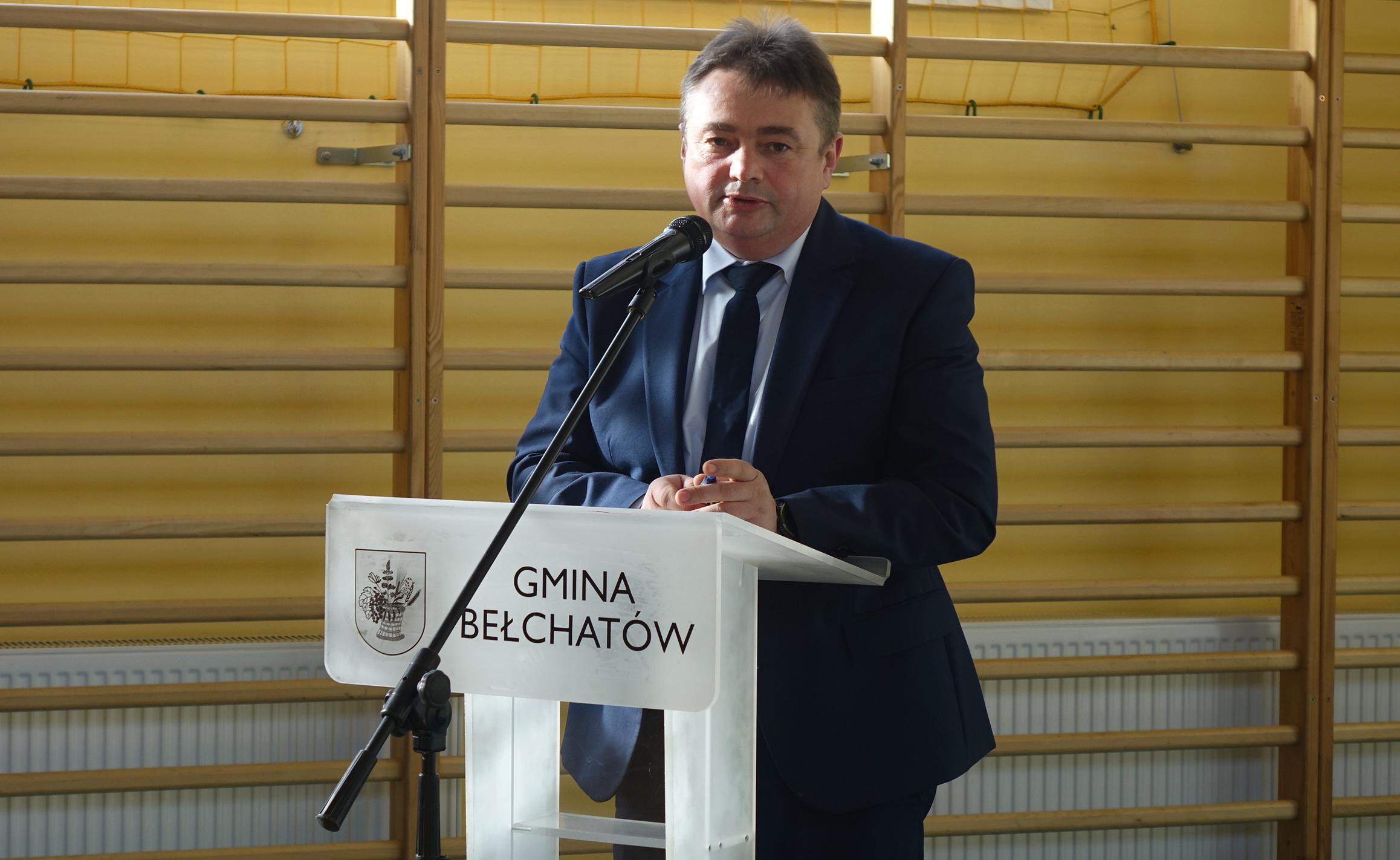 Ilustracja do informacji: Nowy Wiceprzewodniczący Rady Gminy Bełchatów: