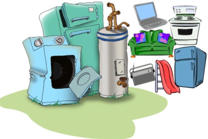 Ilustracja do informacji: Harmonogram zbiórki odpadów wielkogabarytowych – wiosna 2021: