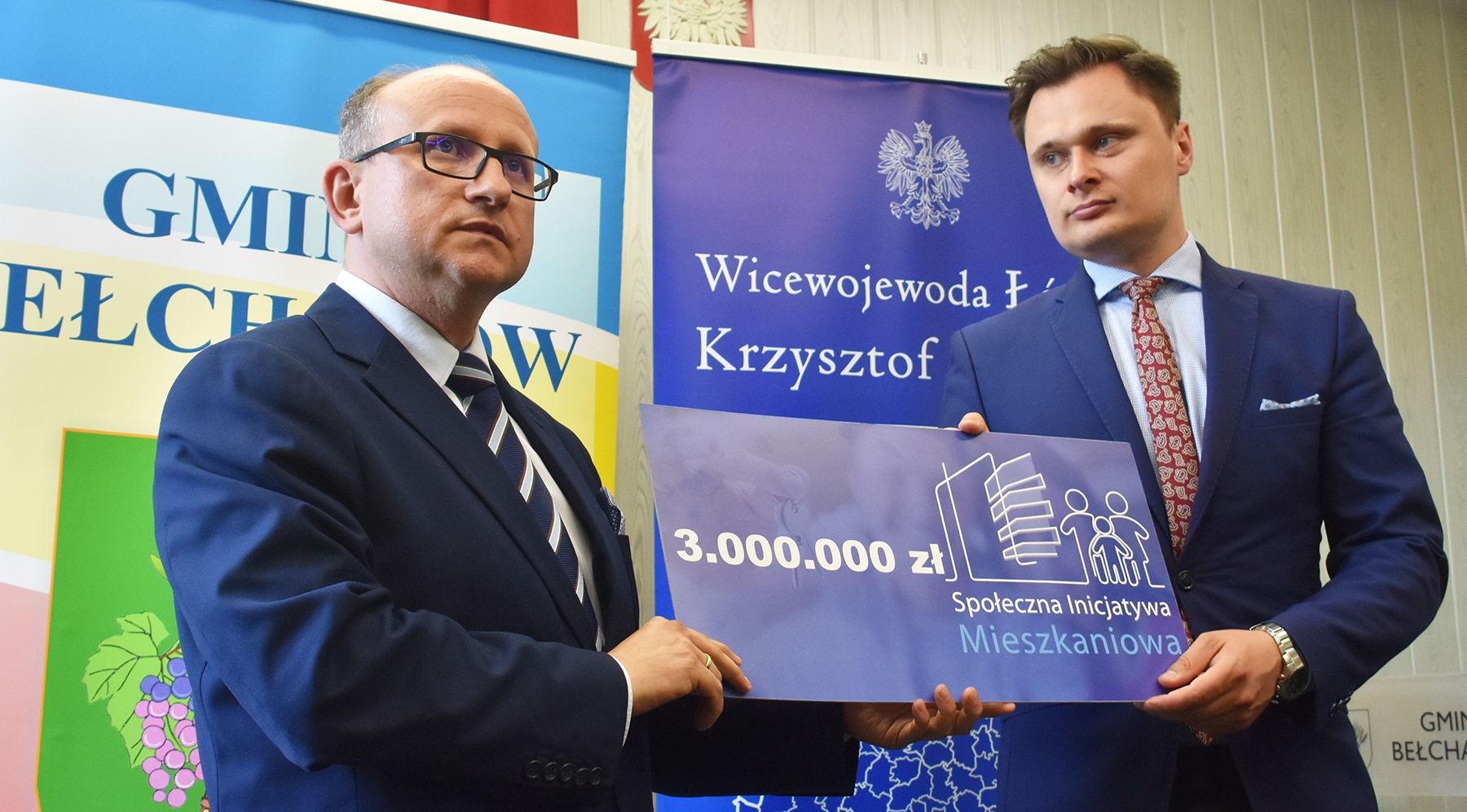 Ilustracja do informacji: Mieszkania dla 48 rodzin powstaną w Dobrzelowie w ramach SIM: