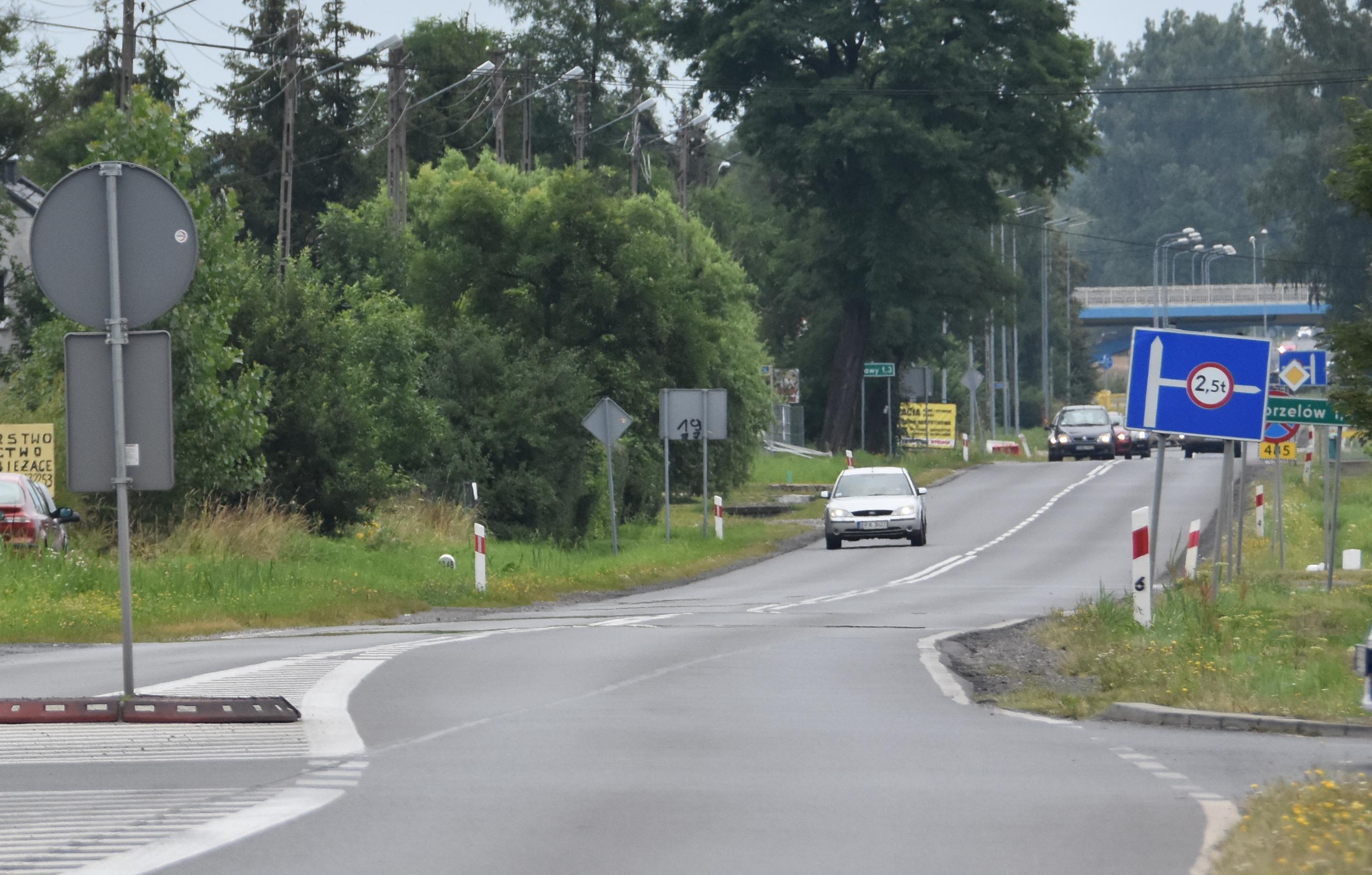 Ilustracja do informacji: W Zawadach powstanie drugi odcinek ciągu pieszo - rowerowego w ramach Budżetu Obywatelskiego Województwa Łódzkiego
